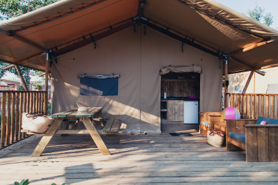 Glamping Experience